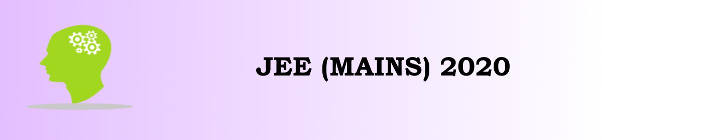 JEE MAINS | PREXAM