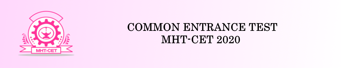 COMMON ENTRANCE TEST MHT-CET 2020 | PREXAM
