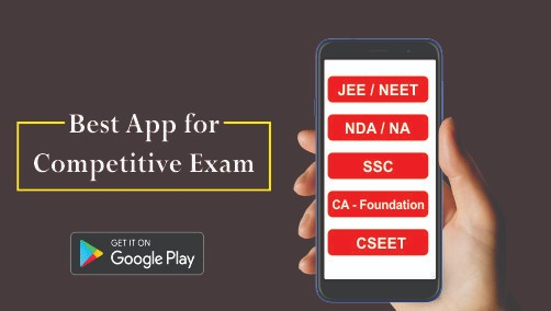 best app for competitive exam