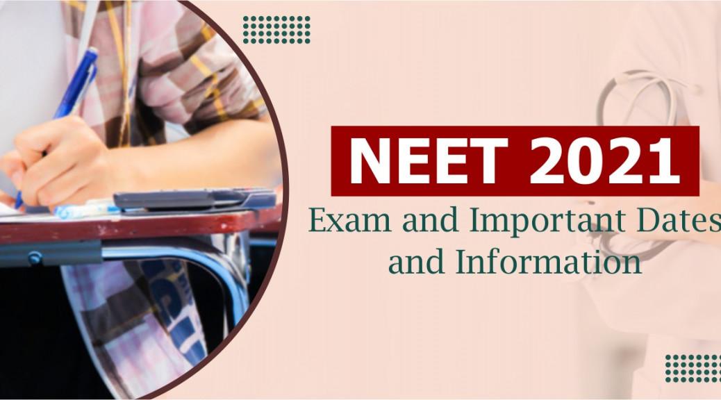 neet 2021 exam